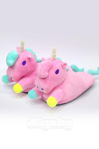Тапочки Пегасы Розовые