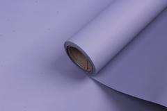 Матовая бумага (Н) 50см*10м 50мкр.фиолет