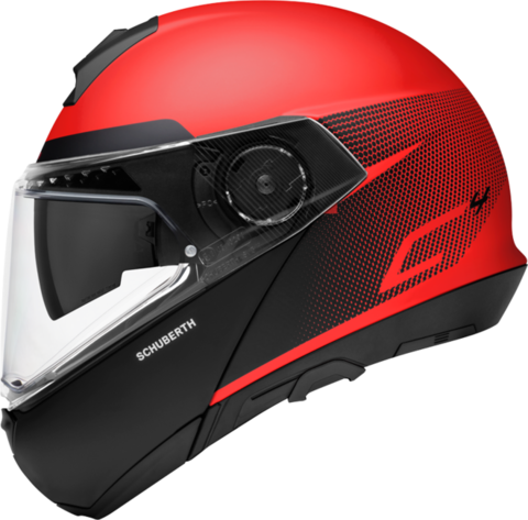 Schuberth, Шлем С4 Resonance, красный