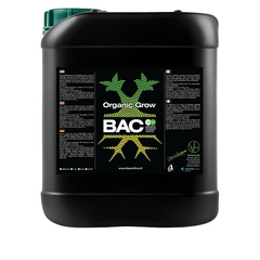 Органическое удобрение Organic Grow от B.A.C.