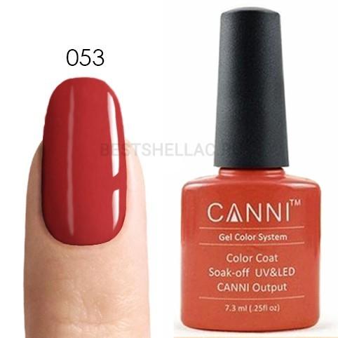 Canni Canni, Гель-лак 053, 7,3 мл 053.jpg