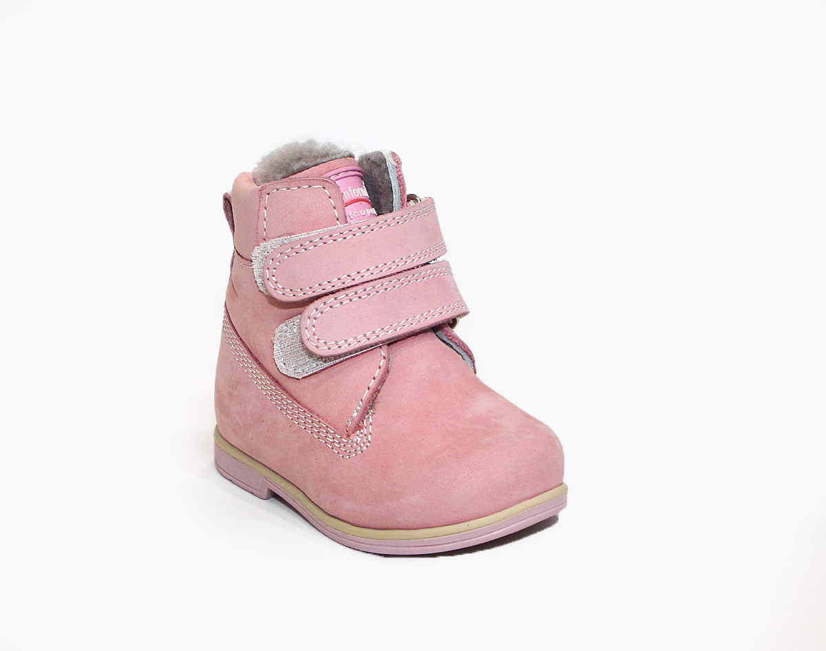 Зимние ботиночки маленького размера 137-29