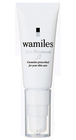 Масло косметическое Wamiles Skin Treatment D, 20 г