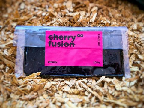 Табак Infinity Cherry Fusion 100 г
