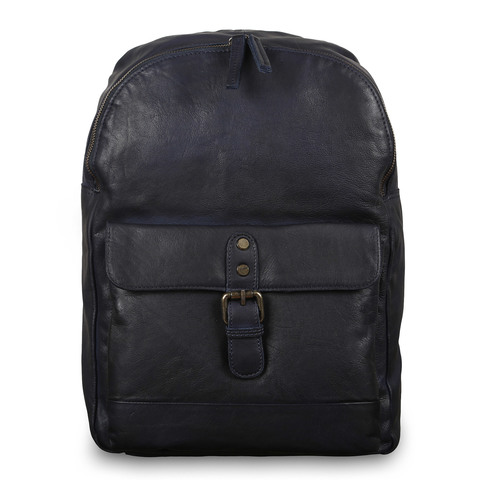 Рюкзак Ashwood Leather 1331 Navy Navy