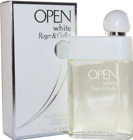 Roger And Gallet OPEN White