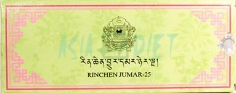 Rnchen Jumar-25 /  Ринчен Джумар- 25, Men-Tsee-Khang, 10 шт