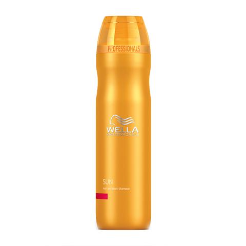 Wella care3 Sun Шампунь для волос и тела Hair and body shampoo купить online