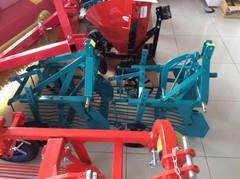 Картофелекопалка ККМ-4 для Китайского и Японского мини-трактора  (без кардана)