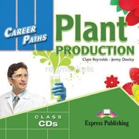 Plant Production. (esp). Audio CDs (set of 2). Аудио CD (2 шт.)