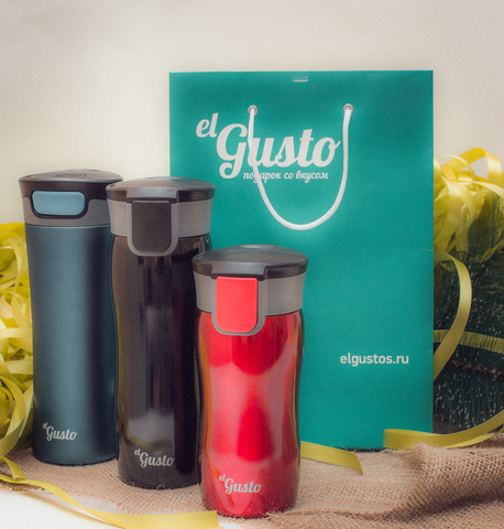 Подарочный пакет el Gusto