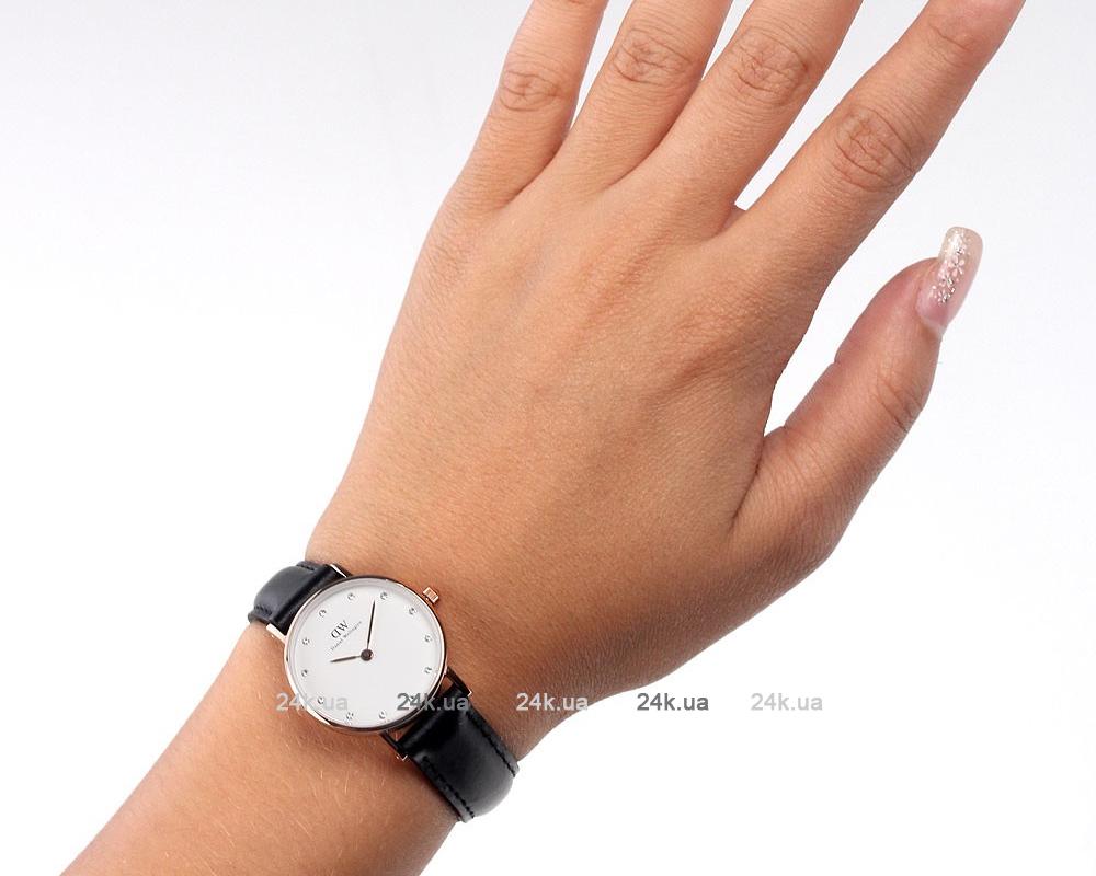 Часы daniel wellington женские маленькие