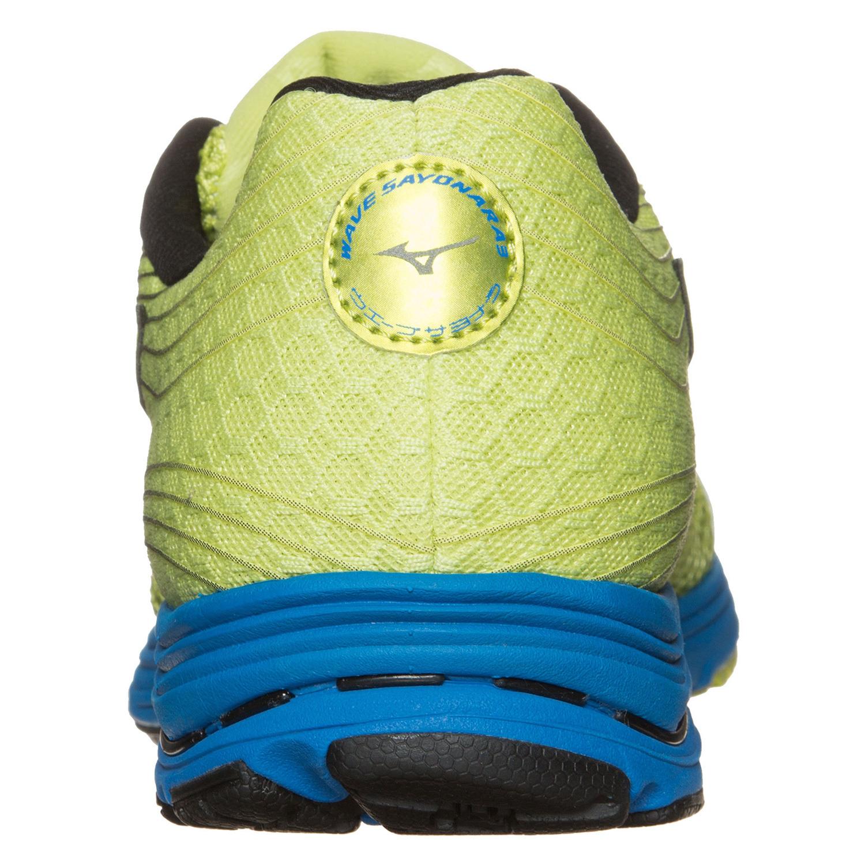 Mizuno Wave Sayonara 3 кроссовки для бега мужские J1GC1530 13 желтые