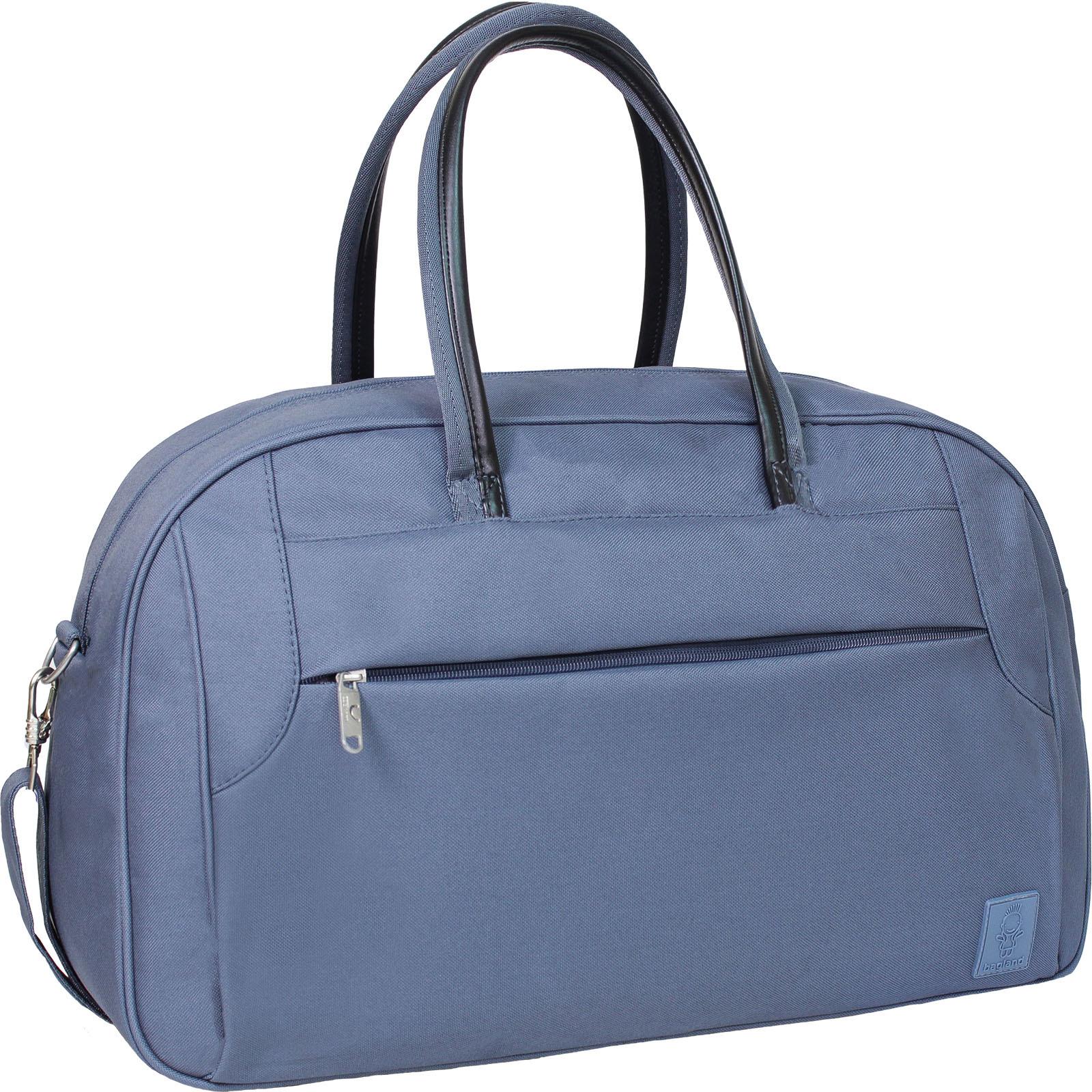 Спортивные сумки Сумка Bagland Тунис 34 л. Темно серый (0039066) IMG_8944-1600.jpg