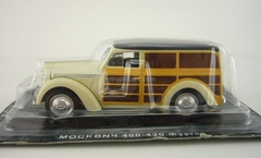 Moskvich-400-422 beige 1:43 DeAgostini Auto Legends USSR #77