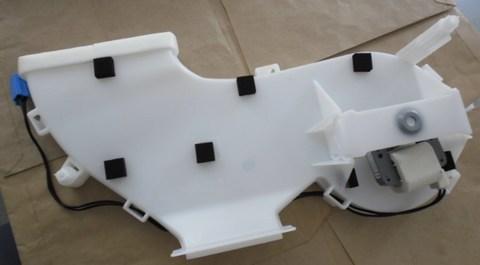 Вентилятор в сборе для холодильника Bosch (Бош)/Siemens (Сименс) - 705786
