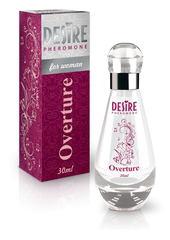 Духи-спрей DESIRE OVERTURE De Luxу Platinum 30 мл женские