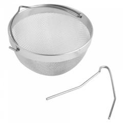 Ситечко для заваривания чая с держателем ВЕ-0225