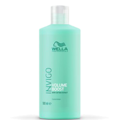 Уплотняющая кристалл-маска Wella VOLUME BOOST ,500 мл