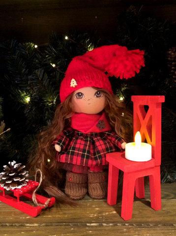 Лялька Тіна. Колекція La Petite.