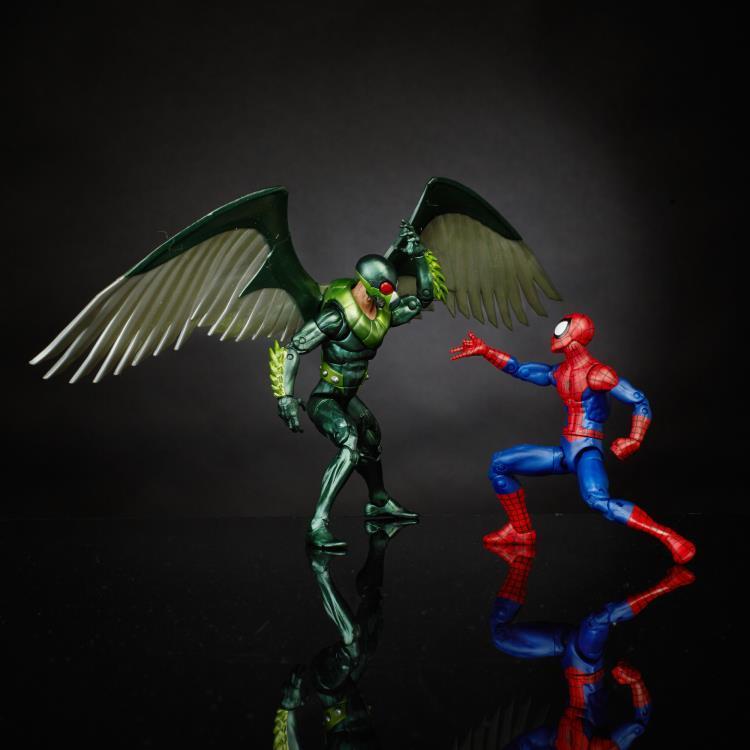 Набор фигурок Человек Паук и Стервятник Ultimate Spider-Man - Marvel Legends