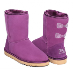 /collection/ClassicShort/product/ugg-classic-short-crystal-bow-purple