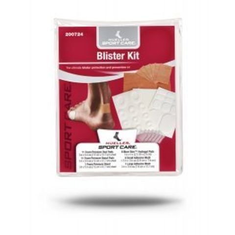 200724 Blister Kit (includes: foam pressure pads, adhesive mesh, More Skin™)