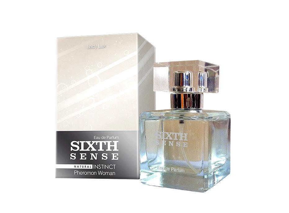 Духи и смазки для женщин: Женские духи с феромонами Natural Instinct Lady lux Sixth Sence - 100 мл.