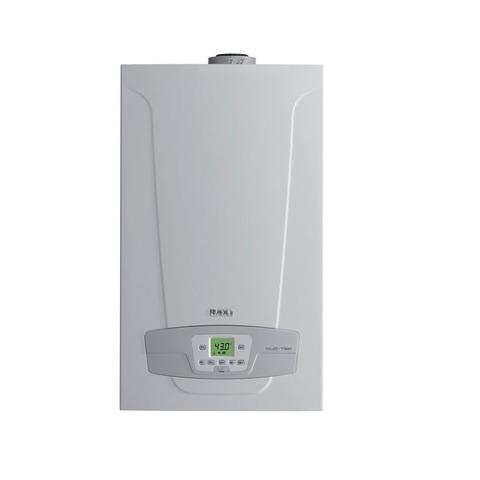 Котел газовый конденсационный BAXI LUNA Duo-tec 1.24 (одноконтурный, закрытая камера сгорания)