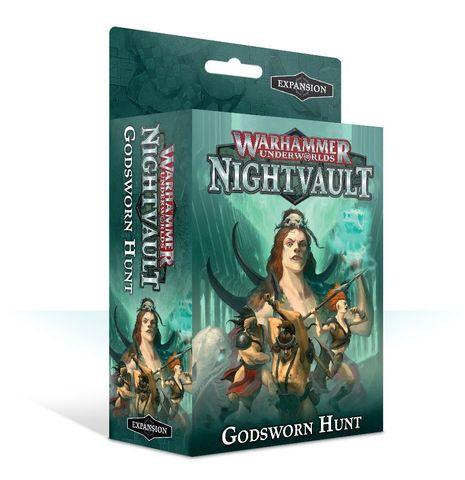 Warhammer Underworlds: Благословленные охотники (Godsworn Hunt) (Русское издание)