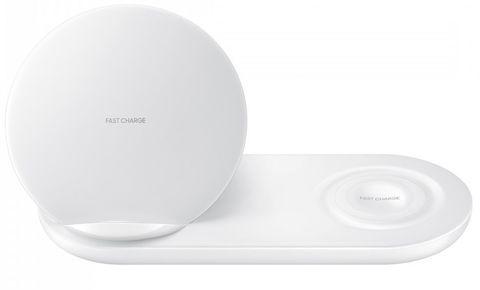 Беспроводная сетевая зарядка Samsung EP-N6100 White (Белый)