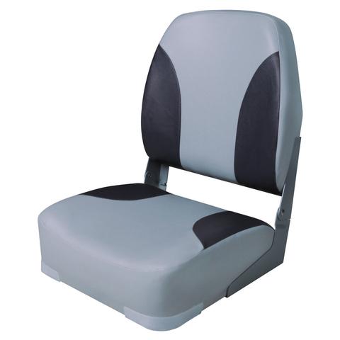 Лодочное кресло Classic High Back Серый/Черный