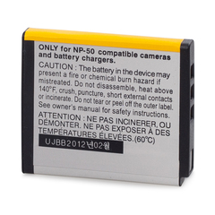 Аккумулятор FujiFilm NP-50