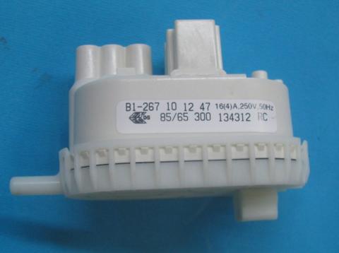 Датчик уровня воды (прессостат) для стиральной машины Gorenje (Gorenje) 134312