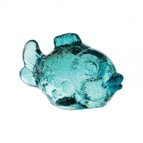 Рыбка бирюзовая артикул 93630. Серия Zoo Nem