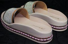 Модные женские шлепки Kluchini 5259T189 SR.