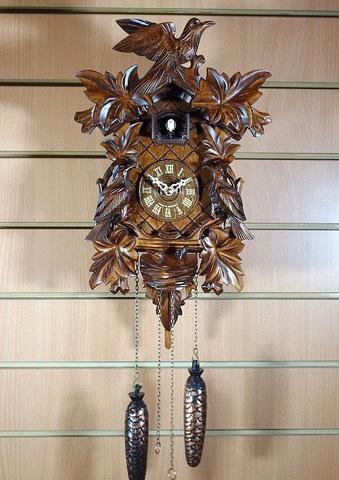 Часы настенные с кукушкой Trenkle 364 Q