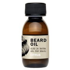 Dear Beard Oil Citrus - Масло для бороды с ароматом цитруса 50 мл