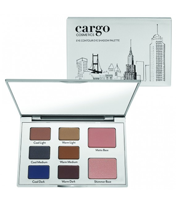 Набор для контурирования глаз Cargo Eye Contour Eye Shadow Palette