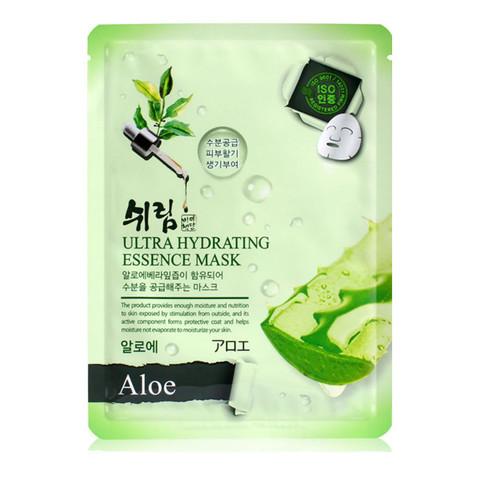 FoodaHolic Shelim Увлажняющая тканевая маска с натуральным экстрактом алоэ 25мл