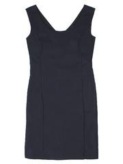GDR002936 Платье женское, синее