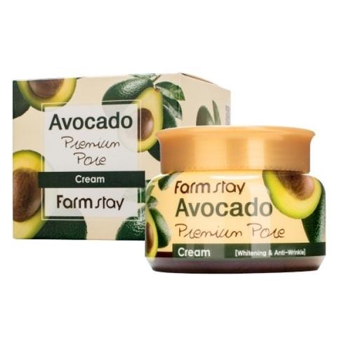 Крем антивозрастной с авокадо FarmStay Avocado Premium Pore Cream 100мл