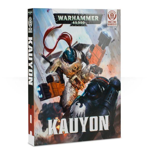 War Zone Damocles: Kauyon
