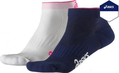 Беговые женские носки Asics 2PPK Running (8124)