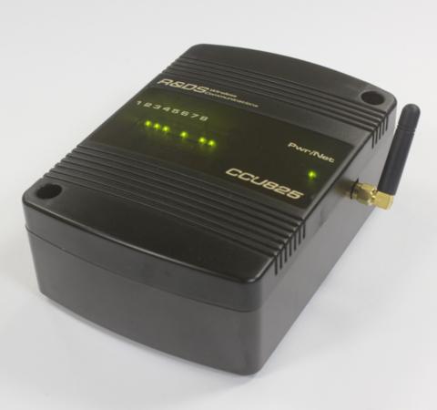 GSM контроллер CCU825-HOME/W/AE-PC