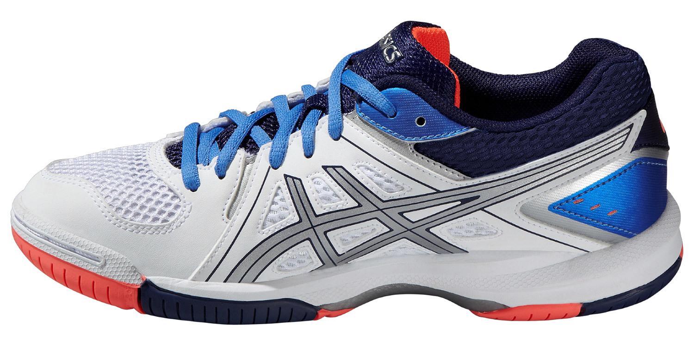 Женские кроссовки для волейбола Асикс гель (B555Y 0147) фото