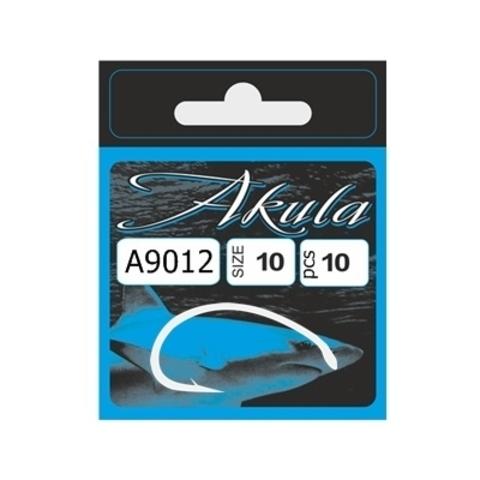 Крючок Akula A9012 (10 шт/уп)