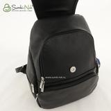 Сумка Саломея 502 бельгийский черный (рюкзак)