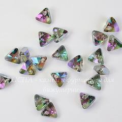 6628 Подвеска Сваровски Треугольник Crystal Paradise Shine (8 мм)