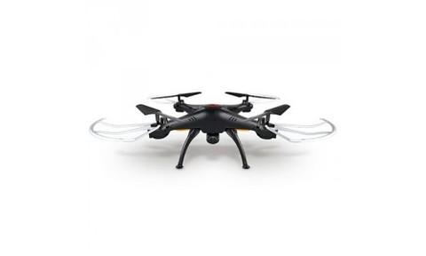 Радиоуправляемый вертолет (квадрокоптер) Syma X5SW c FPV камерой